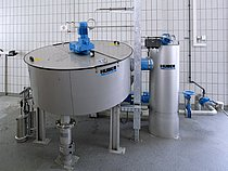ROTAMAT® Disc Thickener RoS 2S